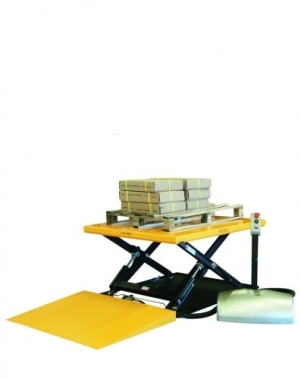 Lifting table 1450x1140 mm 1000 kg