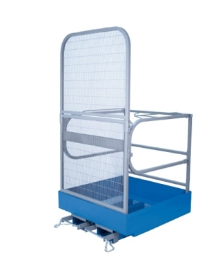 Work cages collapsible 1000x1000 mm/ 300 kg