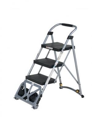 Nokk-käru-treppredel 880x500x710mm