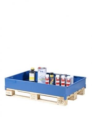 Pallet tray 1250x810x160 150 L