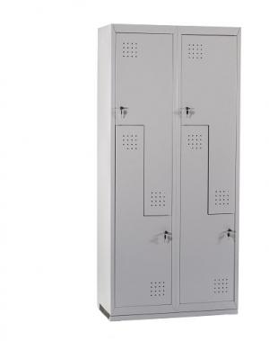 Z- metallkapp, 4 ust, 1820x800x450, kokkupandav