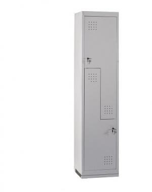 Z-kapp 1820x400x450, 2 ust, hall