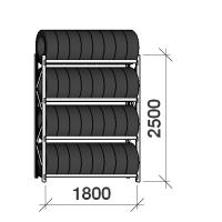 Rehviriiul põhiosa 2500x1800x500,4 korrust