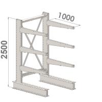 Starter bay 2500x1000x1000,4 levels