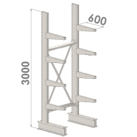 Starter bay 3000x1000x600,5 levels