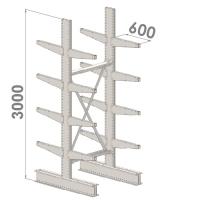 Starter bay 3000x1000x2x600,5 levels
