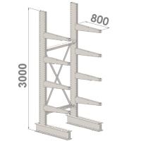 Starter bay 3000x1000x800,5 levels