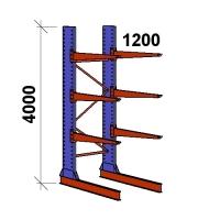 Starter bay 4000x1500x1200,4 levels