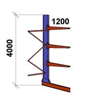 Add On bay 4000x1500x1200,4 levels