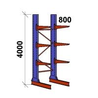 Starter bay 4000x1500x800,4 levels