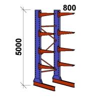 Starter bay 5000x1500x800,5 levels