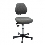 Chair aktiv low gray