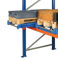 Pull out unit 1200x890/600 kg