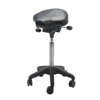 Saddle stool Gamma Octupos w/castors