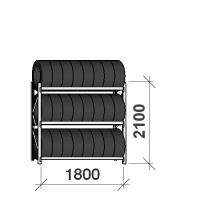 Starter Bay 2100x1800x500, 3 levels