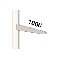 Konsool 1000 mm/350 kg