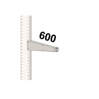 Arm 600 mm/450 kg