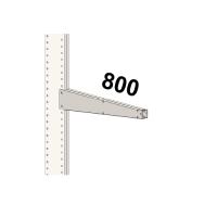 Konsool 800 mm/400 kg