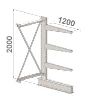 Add On bay 2000x1500x1200,4 levels