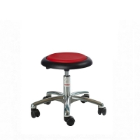 Stool Micro-Alu50 height 450-580 mm