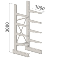 Starter bay 3000x1500x1000,5 levels