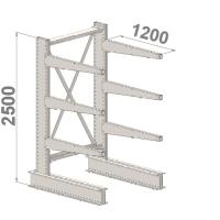 Starter bay 2500x1500x1200,4 levels