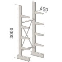 Starter bay 3000x1500x600,5 levels