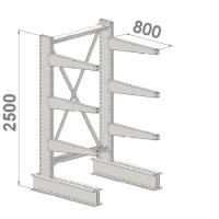 Starter bay 2500x1500x800,4 levels