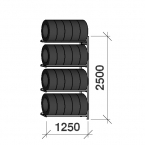 Rehviriiul lisaosa 2500x1250x500,4 korrust