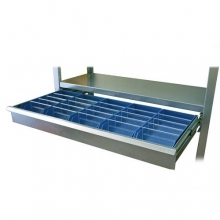 Drawer for shelf 1170x500 zn