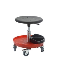 Stool Sigma 400P low red