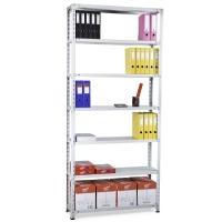 Metallriiul 2500x1000x300, 7 plaati, 120kg/plaat, hall