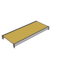 Level 1800x500 480kg,with chipboard