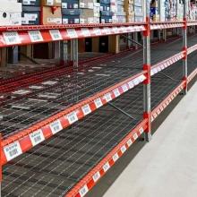 Wire mesh, 1050x890 1070 kg/6 ribs Garantell