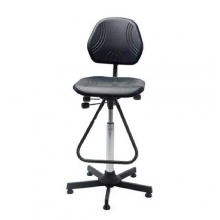 Chair Comfort high with footrest