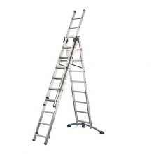 The versatile universal household ladder 2x9+8 steps