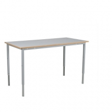 Packing table 1600x800, laminated top