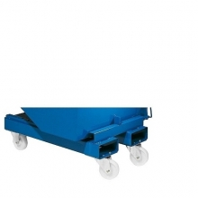 Container set of wheels 150 mm, nylon