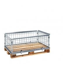 Pallet cage 1220x820x420