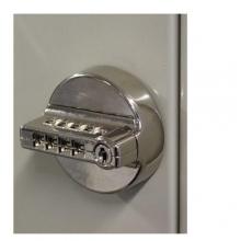 Code lock for locker