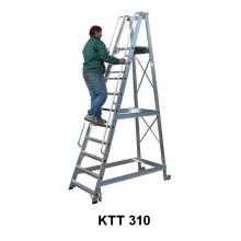 Mobile stair 1470 mm+ wheels