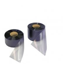 PVC plastridå matt genomsynlig 2x200mm/meter