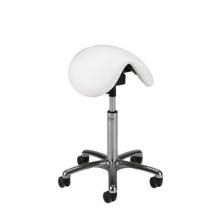 Global CL Pinto saddle stool
