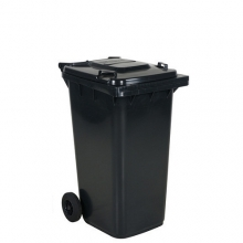 Refuse bin 240L, dark grey lid