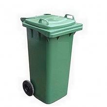 Refuse bin 360L green