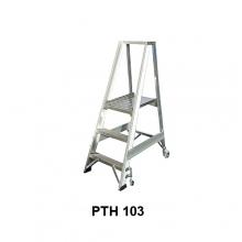 Mobile stair 890 mm +  spring wheels