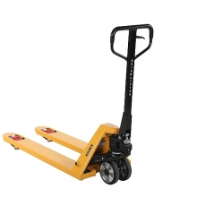 Hand pallet truck 1150x540/2500 kg Rubber/Fork wheel Poly/Bogie Quicklift