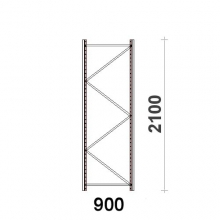 Külgraam 2100x900 mm MAXI