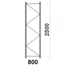 Frame 2500x800mm