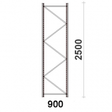 Frame 2500x900mm, 55*47*1,5